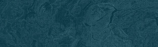 Carte abstraite du relief de la terre.