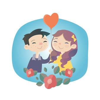 Carte d'amour