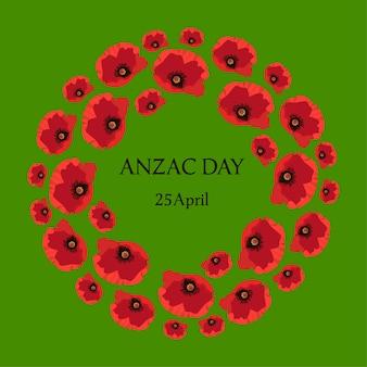 Carte anzac day