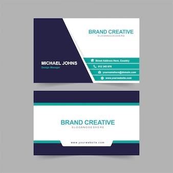 Carte bleue d'entreprise
