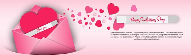 Carte-cadeau saint-valentin en forme de cœur d'amour de vacances