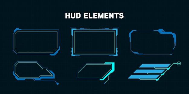 Carte de circuit imprimé de fond de processeur de puce de technologie abstraite et code html, vecteur de fond de technologie bleu illustration.