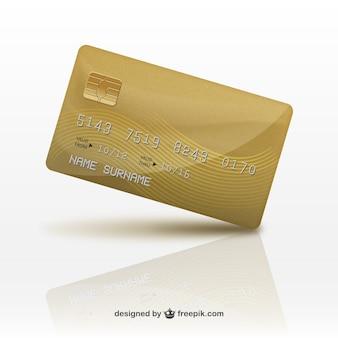 Carte de crédit 3d