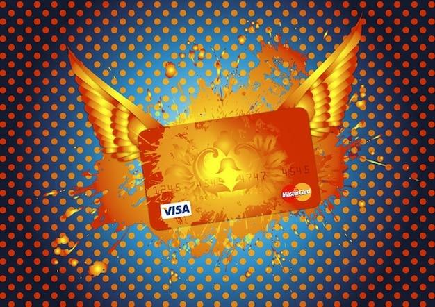 Carte de crédit mastercard de visa