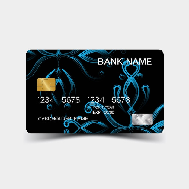 Carte de crédit neuve 135