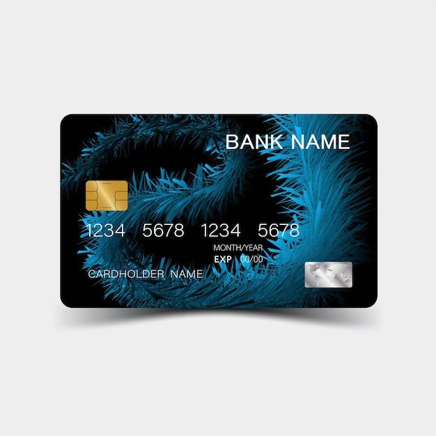 Carte de crédit neuve 137