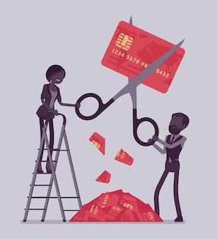 Carte de crédit à taux réduit