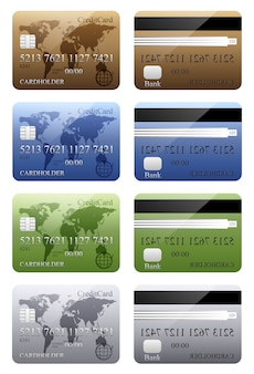 Carte de crédit.