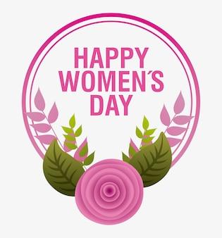Carte de fête des femmes
