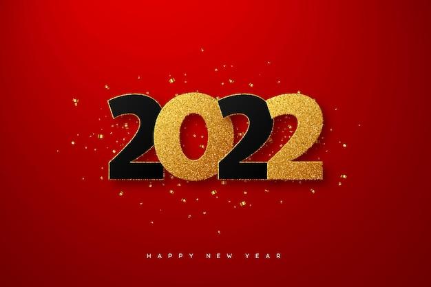 Carte de nouvel an 2022