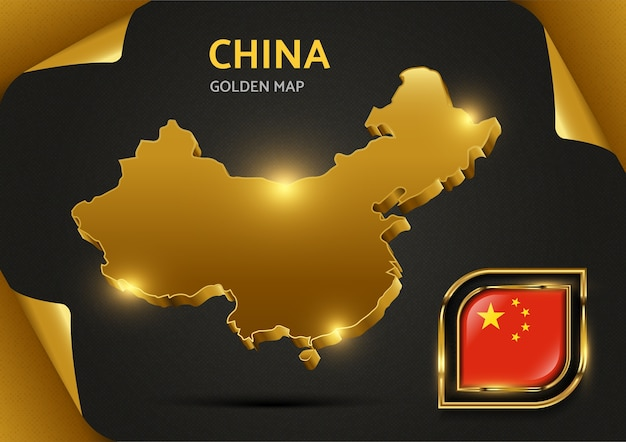 Carte d'or de luxe chine