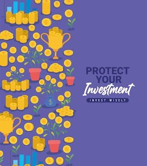 Carte de protection des investissements
