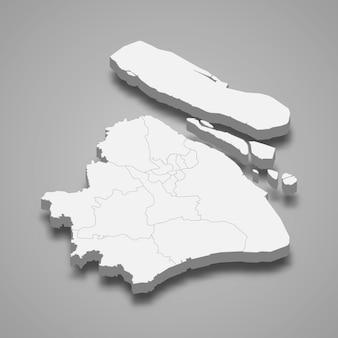 Carte province de chine