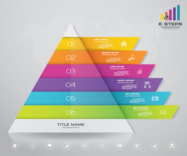 Carte pyramidale
