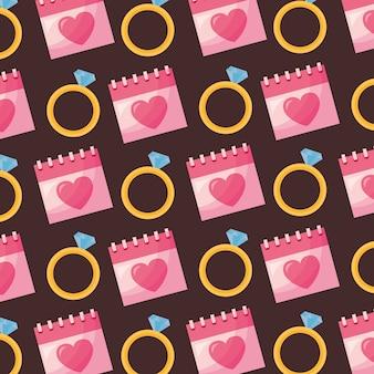 Carte de saint valentin