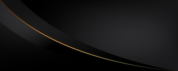 Carte sombre et noire et arrière-plan du modèle