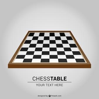 Carte vecteur d'échecs