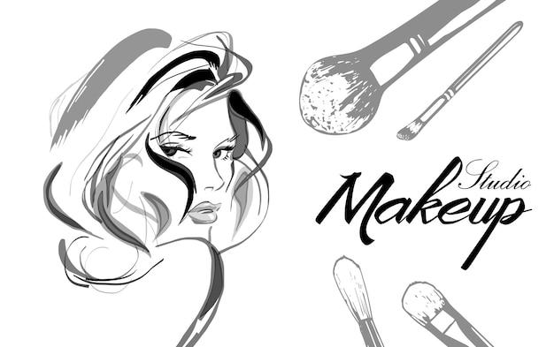 Carte de visite artiste maquillage