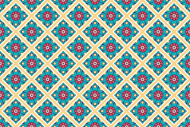 Carte de visite. éléments décoratifs vintage. cartes de visite florales ornementales, motif oriental, illustration vectorielle
