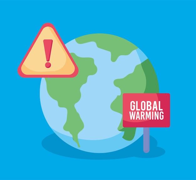 Cartel du réchauffement climatique