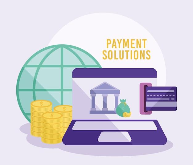 Cartel des solutions de paiement