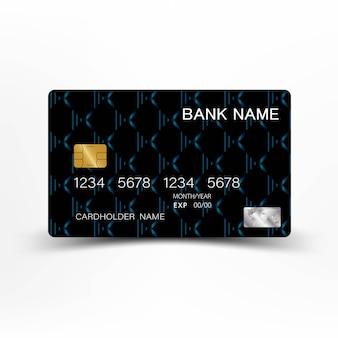 Cartes de crédit.
