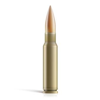 Cartouche pour une mitrailleuse ou un fusil