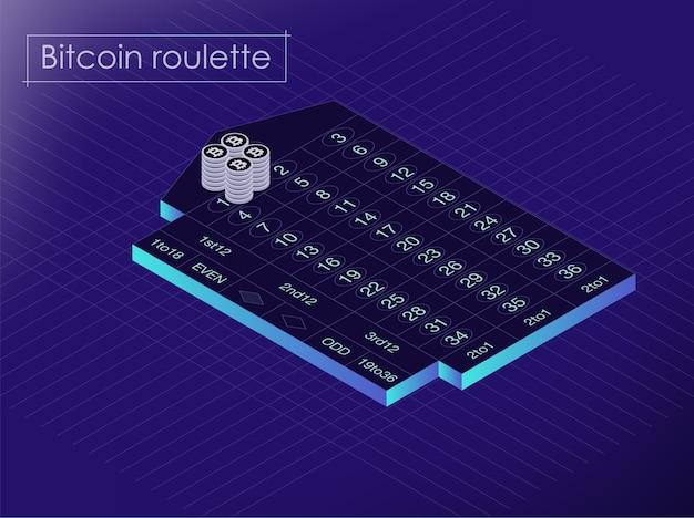 Casino de crypto-monnaie bit coin.
