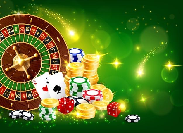 Casino fortune roulette, jeu de hasard
