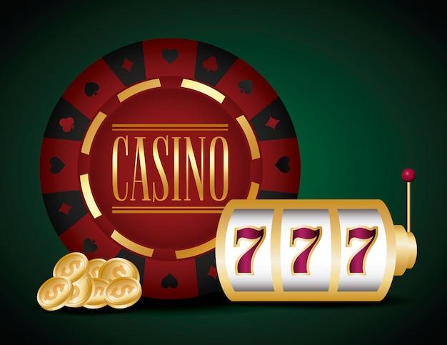 Casino et jackpot