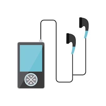 Casque audio lecteur de musique