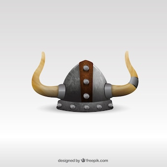 Casque de viking