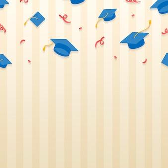 Casquettes académiques