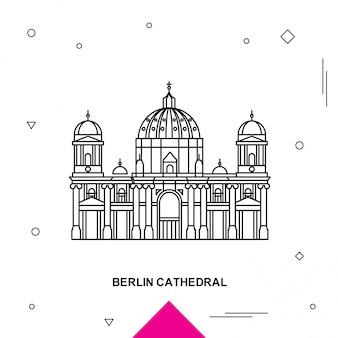 Cathedrale de berlin