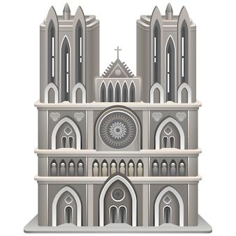 Cathédrale catholique.
