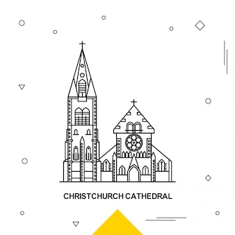 Cathedrale de christchurch