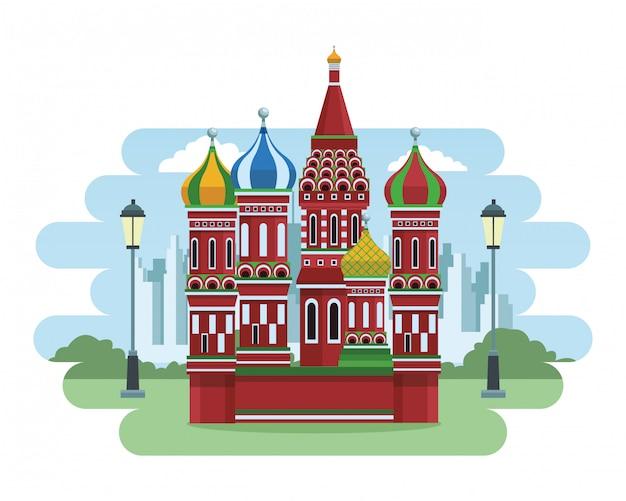 La cathédrale saint-basile