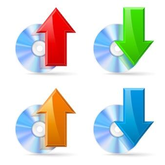 Cd, disque dvd