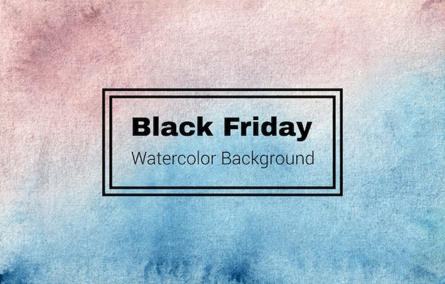Ceci est une conception de texture de fond aquarelle abstraite vendredi noir #blackfriday