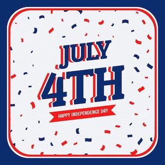 Célébration du 4 juillet