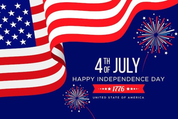 Célébration de la fête de l'indépendance
