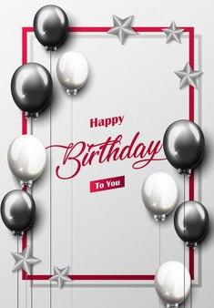 Célébration joyeux anniversaire