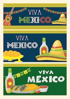 Célébration viva mexico