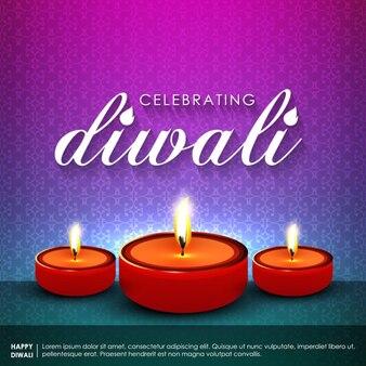 Célébrer card diwali