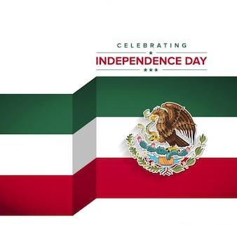 Célébrer le mexique jour de l'indépendance