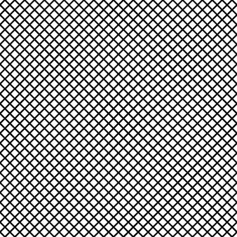 Cellule, grille avec fond transparent de lignes diagonales, motif. carrelage. texture géométrique en treillis. art vectoriel