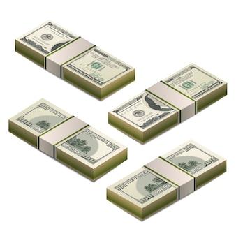 Cent dollars américains