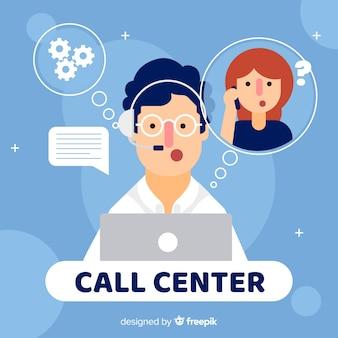 Centre d'appel