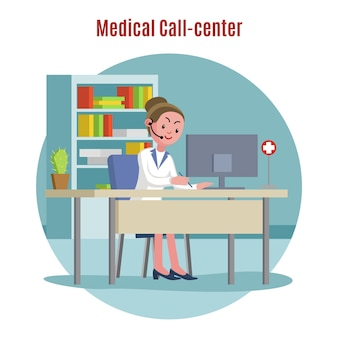 Centre d'appels d'urgence
