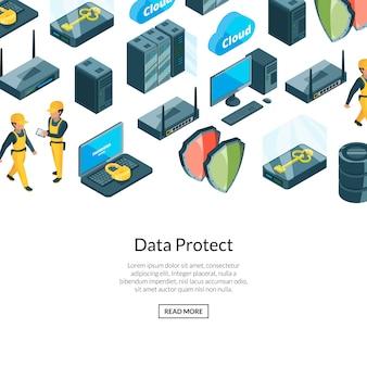 Centre de données système